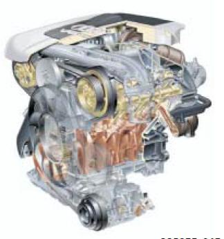 Nouveautés relatives au moteur V6 TDI de 2,5